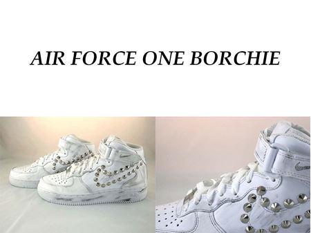 Immagine di Nike Air Force One Borchie